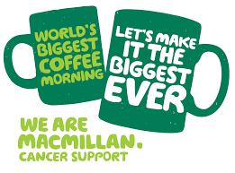 Macmillan coffee morning hale altricham