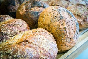 High fibre flour bread, low carb hale cheshire