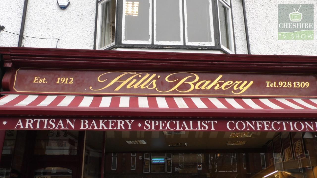 Cheshire TV show | Hills' Bakery