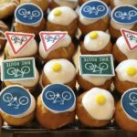 Cupcakes Hale Cheshire, Tour of Britain